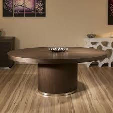 Large Oval Boardroom Table Modern Chunky Luxury Large Oval Elm Wood Dining Or Boardroom Table