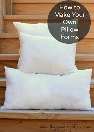 How To Make Sofa Pillow Covers Best 25 Make Pillows Ideas On Pinterest How To Make Pillows