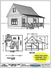 plans for small cabins 20x24 timber frame plan with loft lofts cabin and feelings