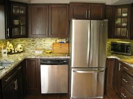 White Oak Kitchen Cabinets Contemporary White Oak Kitchen Cabinets And Wall Color U2014 Cadel