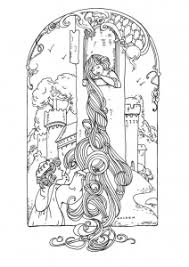 fairy tales coloring pages adults justcolor