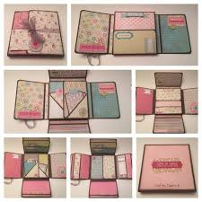 Diy Scrapbook Album Mini Scrapbook Album Tutorial Google Search Mini Books