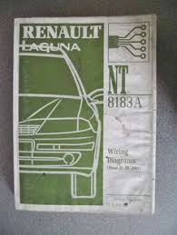 renault megane wiring diagrams manual 2000 model year nt8155a