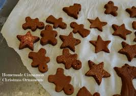 homemade cinnamon christmas ornaments a tutorial youtube