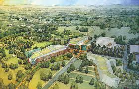 Arboretum by Penn State Arboretum Cultural District Concept Plan U2013 Ayers Saint