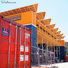 Shipping Container Bunker Floor Plans by Tainer This Shipping Container Food Canberra