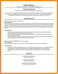 Teacher Resume Sample U0026 Complete by Teacher Aide Resume Examples Best Resume Collection