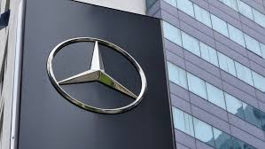 mercedes shares mercedes shares plans to create electric sub brand mercedes