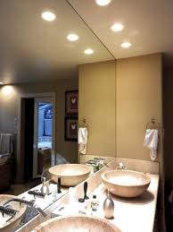 Recessed Light Bathroom Sufficient Lighting For A Master Bathroom Residential Lighting