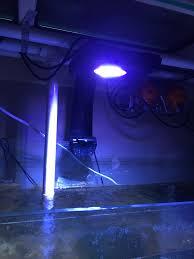 Refugium Light Sump Light Using Existing Refugium Light