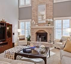 Best  Family Room Fireplace Ideas On Pinterest Fireplace - Two story family room decorating ideas