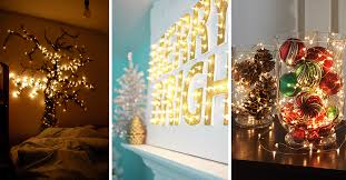 alternatives to outdoor christmas lights 50 trendy and beautiful diy christmas lights decoration ideas in 2018