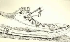 shoe sketch summer u002711 pen amisstome