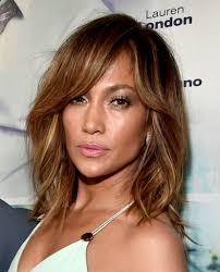 medium length hairstyles with long bangs beautiful long hairstyle