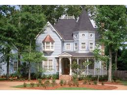 eplans queen anne house plan classic victorian home 2748