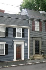 exterior home colors new england style home pinterest