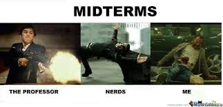 Midterm Memes - at midterm exams by jetty meme center
