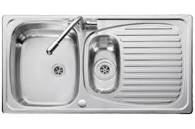 Leisure Sinks Euroline Shallow Bowl Sinks Independent Living - Shallow kitchen sinks