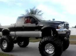 pics of lifted ford trucks climbing into a big ol lifted ford truck 101 or how not to
