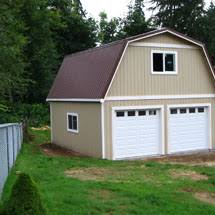 gambrel roof garages pacific garages garage plans garage designs garage exles