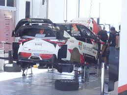 toyota garage the world u0027s newest photos of park and wrc flickr hive mind