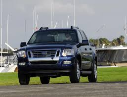2007 ford explorer sport trac review top speed