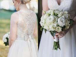 wedding flowers kansas city lace back wedding gown white wedding flowers kansas city wedding
