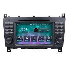 android 7 1 1 gps navigation system for 2004 2005 mercedes benz