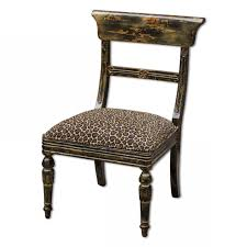 Animal Print Accent Chair Amazing Animal Print Accent Chairs Inspirations For House Best For