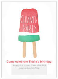 online invitations the cutest online invitations for summer cool tech
