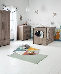 franklin cot bed 3 piece nursery furniture set grey wash mamas