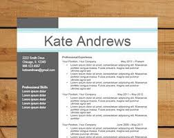 Creative Resume Templates Word 7 Best Creative Resume Template Images On Pinterest Best Resume