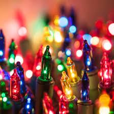 impressive design multi colored lights battery operated