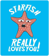 Starfish Meme - starfish love me love me charlie the unicorn know your meme