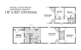 2 Bedroom Mobile Home For Sale by Xtreme 60 Ft Easy Living Mobile Home For Sale In San Antonio