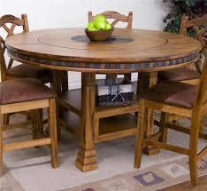 home design nice round dining room table with lazy susan home design nice round dining room table with lazy susan products 2fsunny designs 2fcolor 2fsedona2