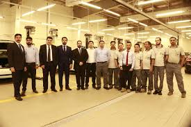 lexus uae service centre fast auto technic launches new highly sophisticated service