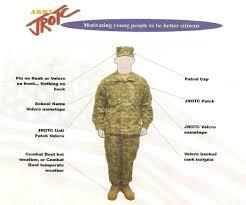 army jrotc uniform maintenance