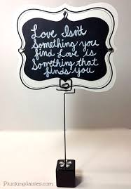 wedding quotes signs diy chalkboard signs of plucking daisies