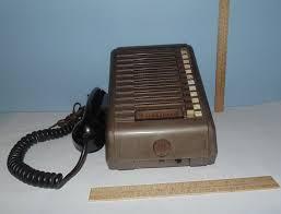 telephone bureau support telephone bureau unique executone inter base phone vintage