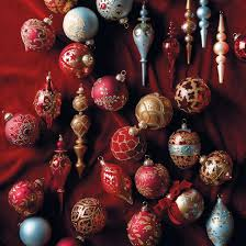 christmas ornament sets versailles parisian 60 pc ornament collection frontgate