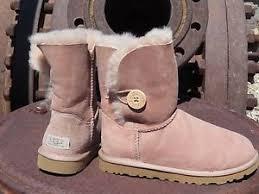 s ugg bailey boots womens ugg bailey button sheepskin winter boots