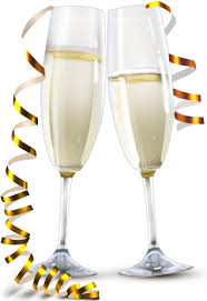 new years chagne flutes 11 festive drinks to ring in the new year