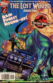 the lost world jurassic park the lost world jurassic park 2 part 2 of 4 issue
