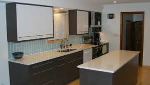 wood backsplash kitchen classic glass subway tile in tomato modwalls lush 3x6 kitchen