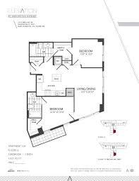 floor plans elevation at washington gateway apartments the