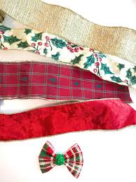 christmas ribbon bows a personal favorite from my etsy shop https www etsy listing
