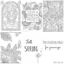 free coloring pages grown ups rachel teodoro