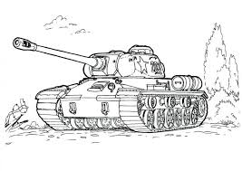war tank coloring pages thomas engine print army truck