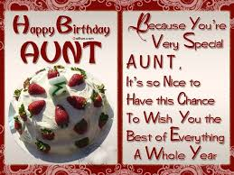 happy birthday nieces birthday wishes for aunt
